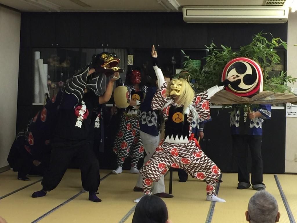 佐渡島の伝統芸能 和泉地区青年会の鬼太鼓が素晴らしかった!動画付き【佐渡女子レポ6】